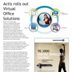 Actis rolls out Virtual Office Solutions
