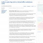 India to play big role in virtual office solutions: Actis