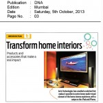 Transform home interiors