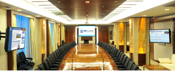 Boardroom - Indian Register of Shipping