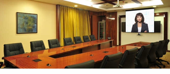 Video Conferencing Room - Indian Register of Shipping