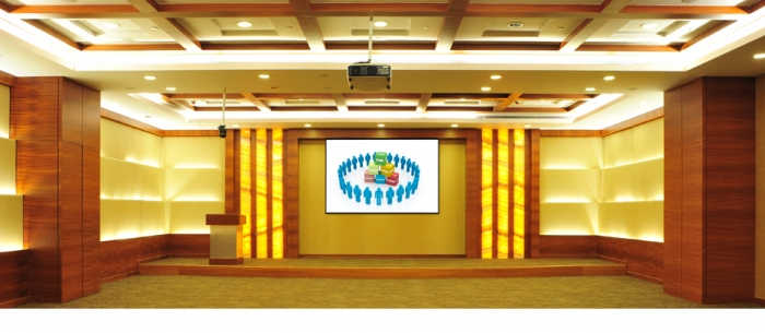 240-seat Multi-Purpose Hall - Indian Register of Shipping