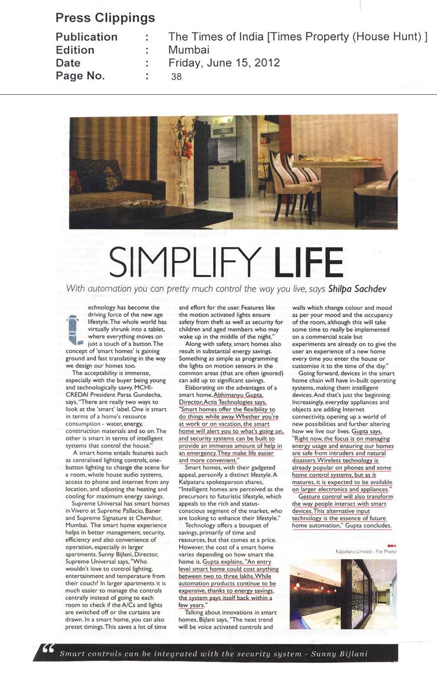 Simplify Life