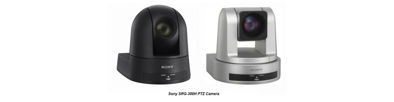 SONY-SRG-300H-PTZ-Camera