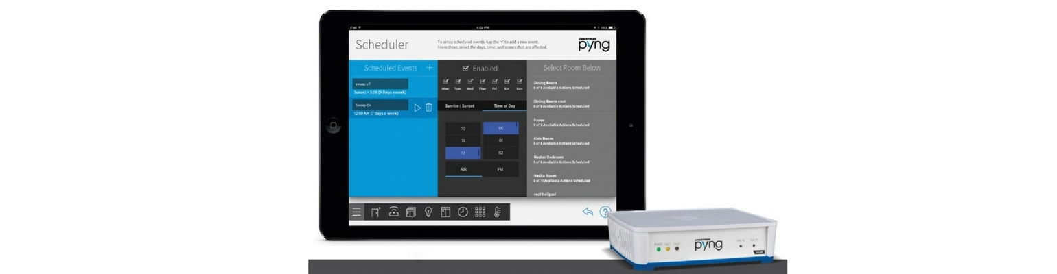 All about Pyng iPad app