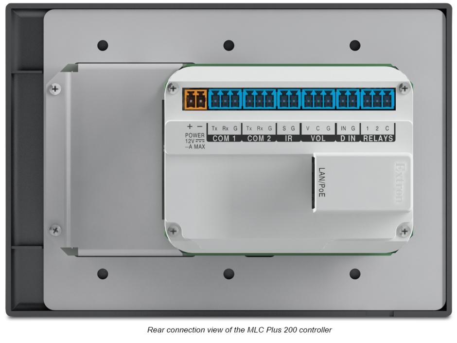 MLC Plus 200 controller
