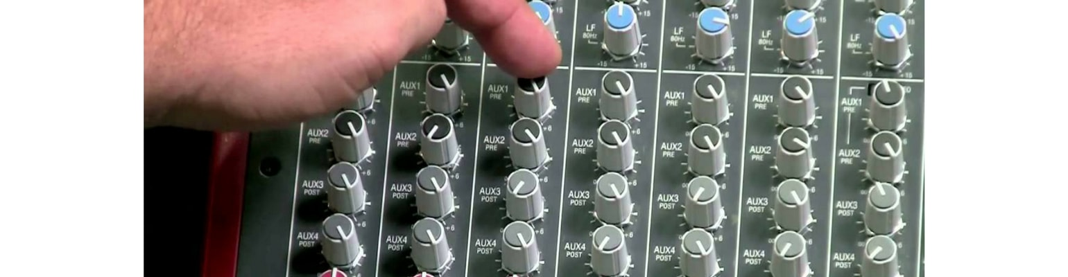 How does mix-minus address audio echo