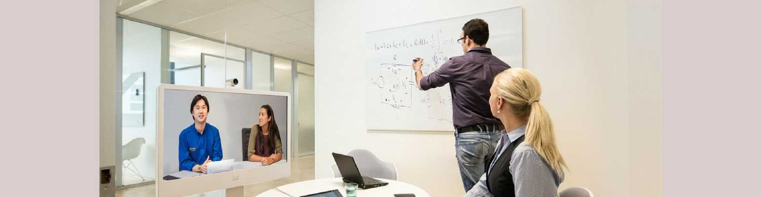 Cisco vision for the workplace of the future
