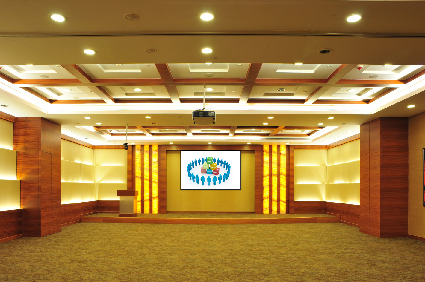 Top 5 tips for multi purpose hall design for Best house hall design
