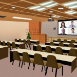 Top tips for distance learning room design