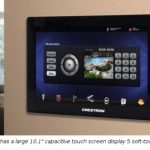 Voice command, 2-way touch screen in one versatile controller