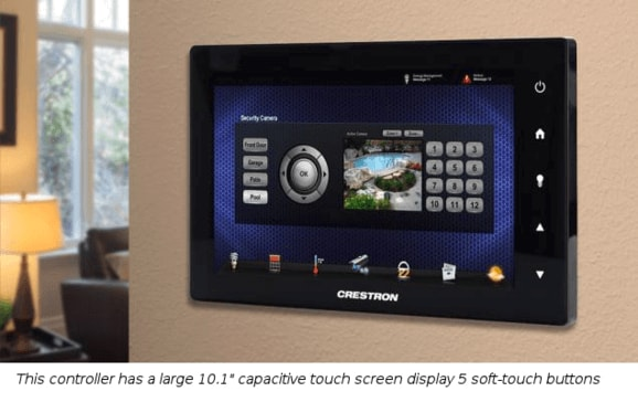 Crestron TSW-1052 Touch Panel Screen