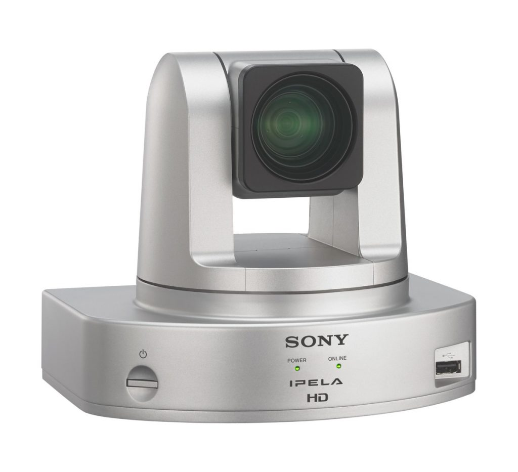 Sony PCS-XC1 portable video conferencing system