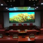 High-quality content in small meeting spaces