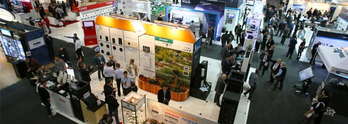 Exhibition for AV integrators