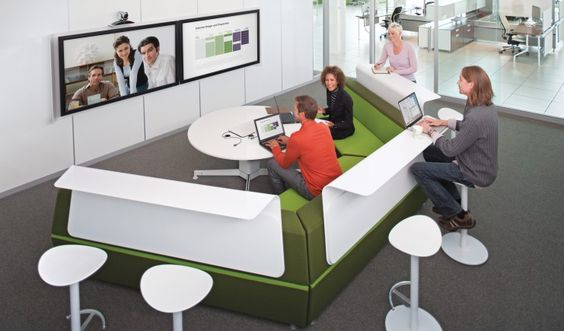 Connected workspace for collaboration