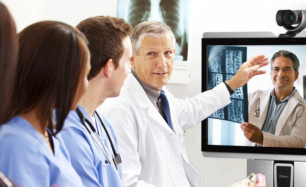 Why video conferencing is essential for healthcare