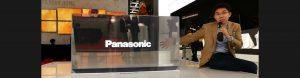 About Panasonic Transparent Display