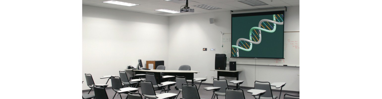 An easy-to-use AV switching and control system for classrooms