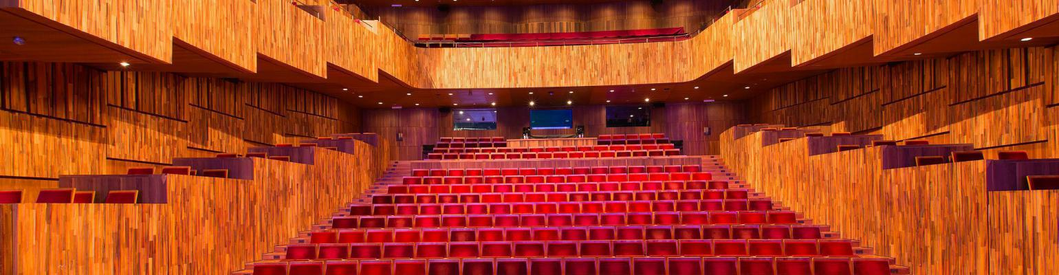 Auditorium Sound System Care