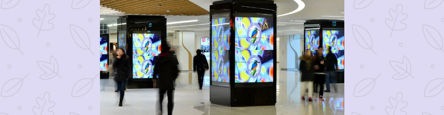 Benefits of Digital Signage Solutions