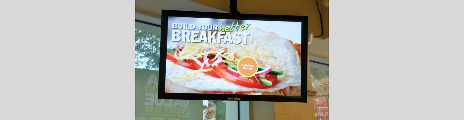 Cost-effective digital signage solutions for SMBs