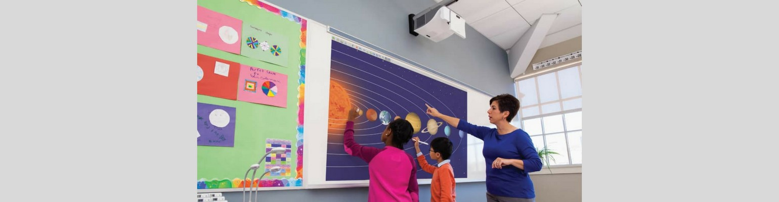 benefits of Interactive Whiteboards in classroom