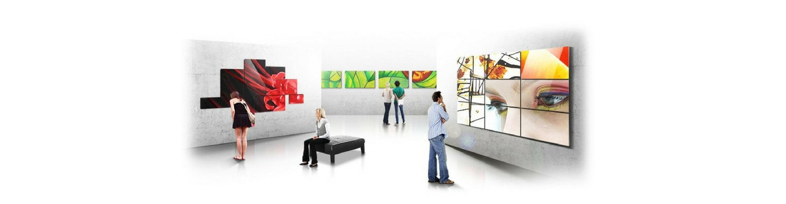 benefits of commercial displays