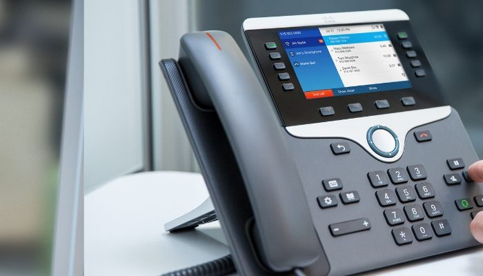 Integrating IP telephony