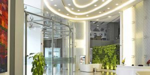 ENVIRONMENT CONTROL & OFFICE AUTOMATION SYSTEMS