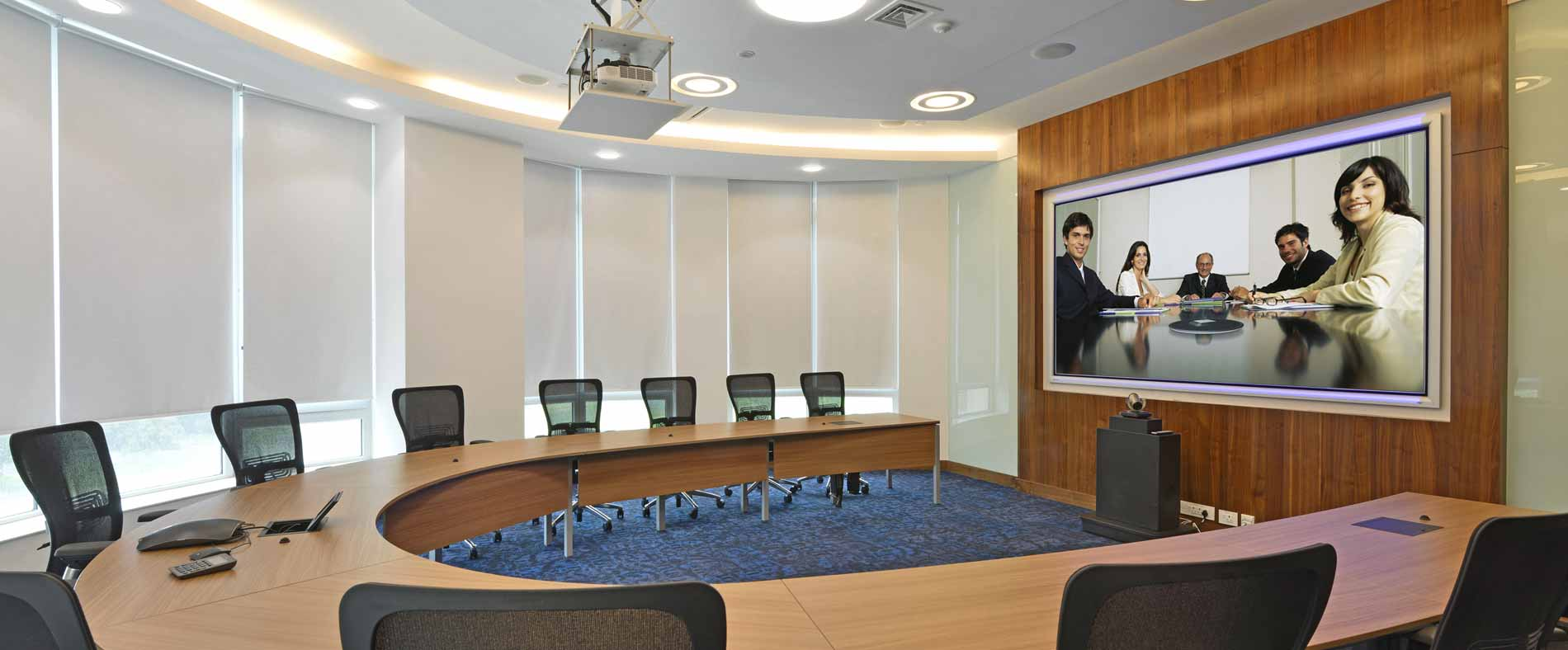 VIDEO COLLABORATION SOLUTIONS