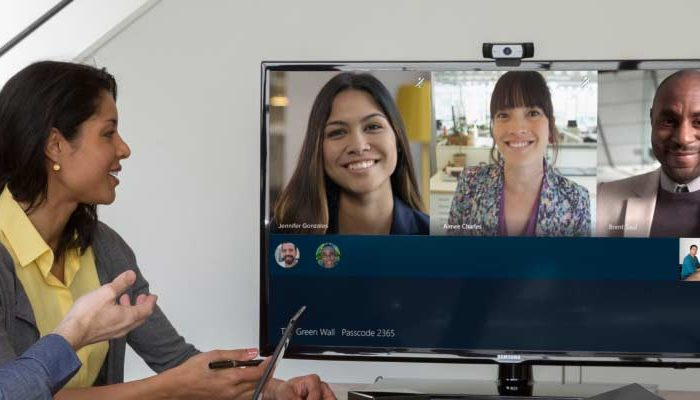 Managing enterprise adoption of video collaboration