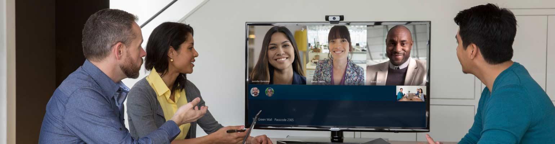Managing enterprise adoption of video collaboration