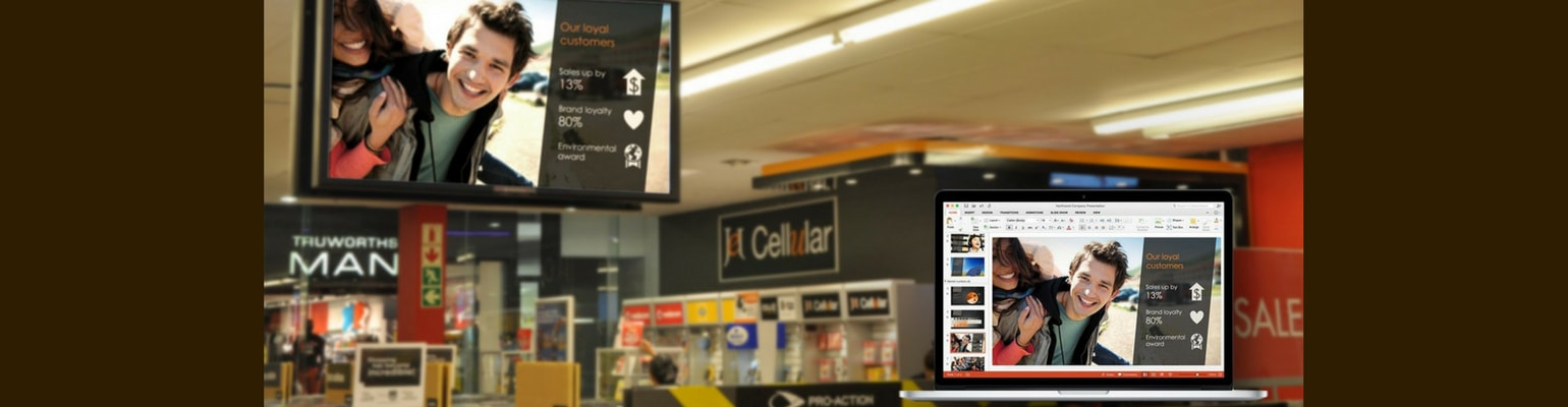 Media Player for Digital Signage