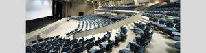 auditorium AV solution for enterprises