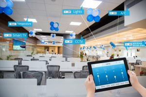 IoT-Powered-Smart-Office