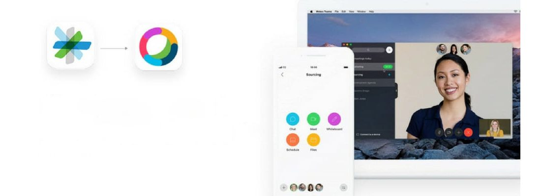 Cisco Spark is now Webex Teams