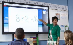 Advantages of Interactive Whiteboards