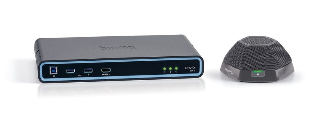 Biamp - Audio solutions for conference-based meeting rooms