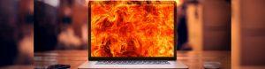 Avoid overheating of your electronic equipment