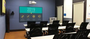 Smart Classroom Solutions by Actis