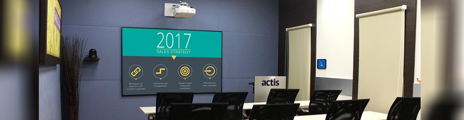Low Cost Training Rooms Actis