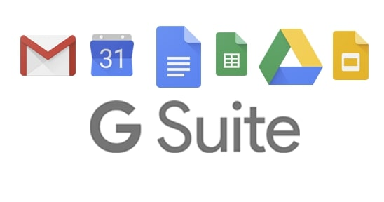 G Suite as Documents Exchange & Collaboration Tool