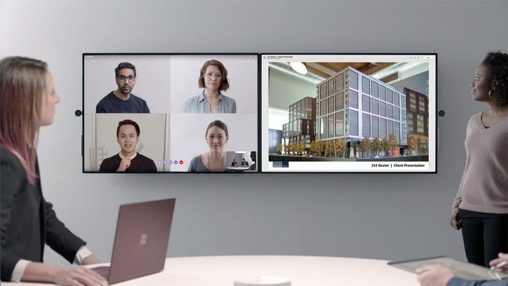 Features & Benefits of Surface Hub 2S