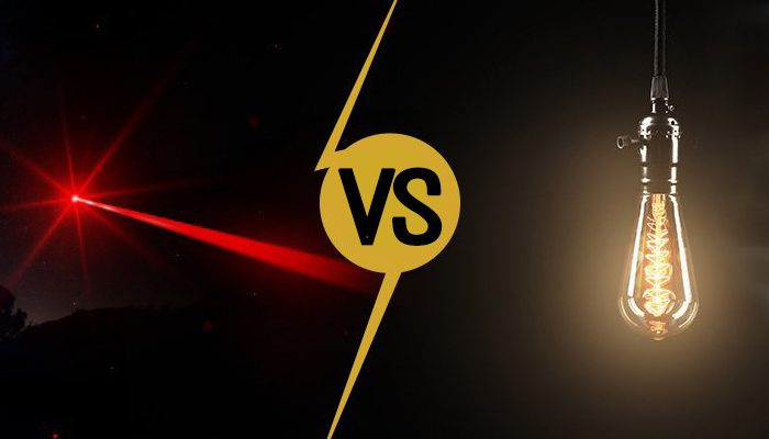 Laser Projectors vs Lamp Projectors